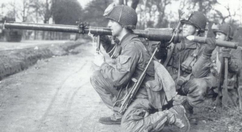 57-мм безоткатное орудие М-18