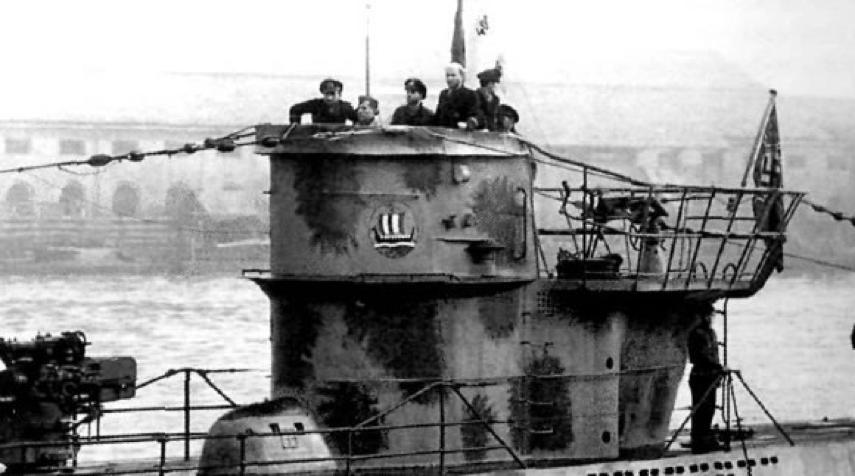 Подводная лодка «U-83»