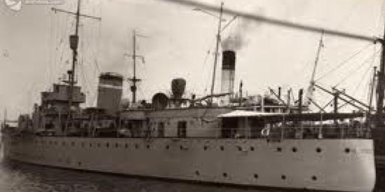 Канонерская лодка «Queretaro»