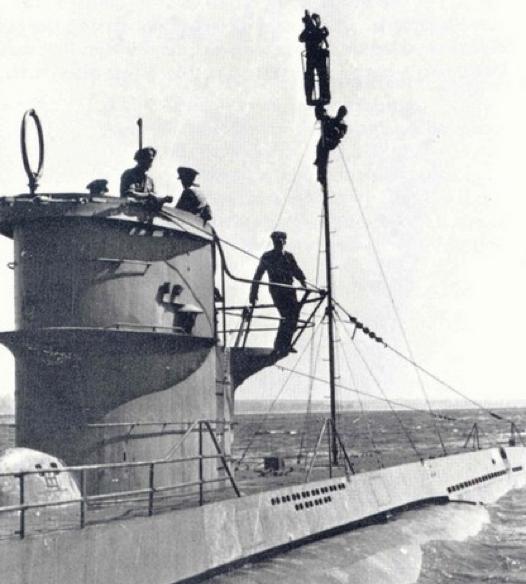Подводная лодка «U-86»