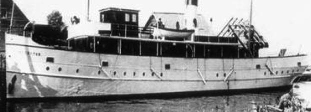 Канонерская лодка «Vanemuine» (Исса)