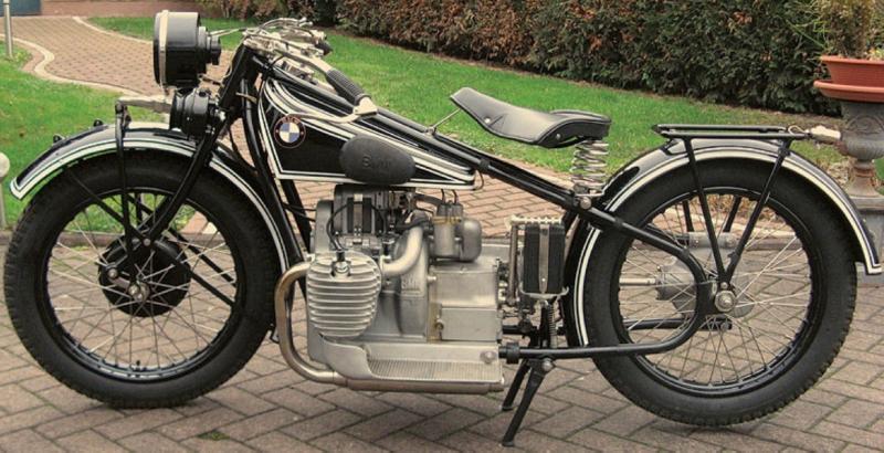 Мотоцикл BMW R-62