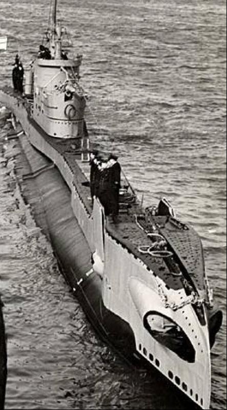 Подводная лодка «Traveller»