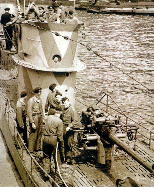 Подводная лодка «U-204»