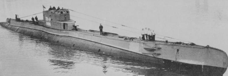 Подводная лодка «Orzeł»