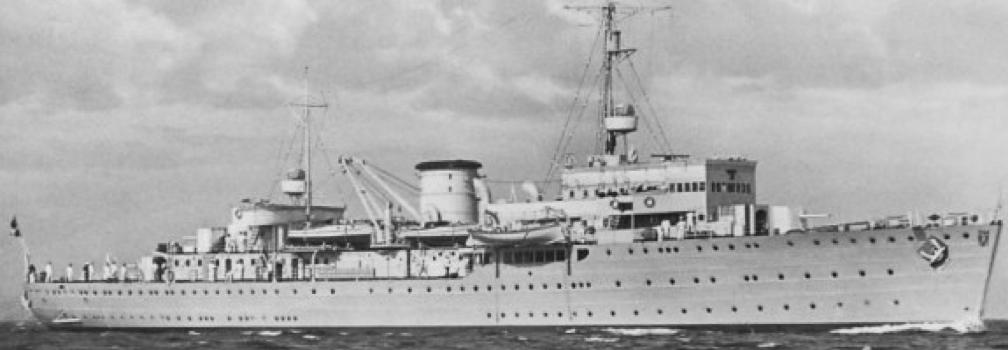 Плавбаза подводных лодок «Saar»