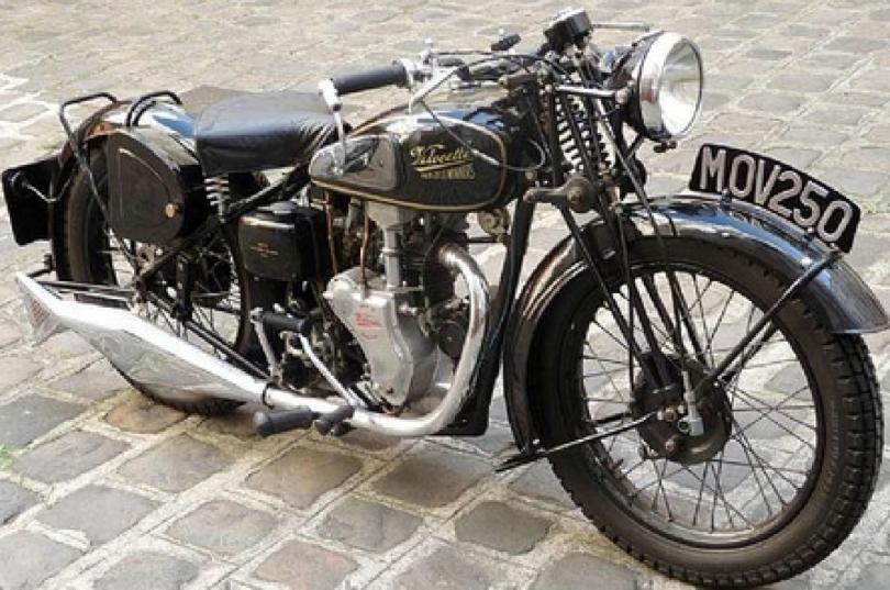 Мотоцикл Velocette MOV