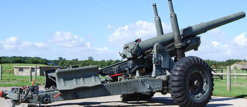 Средняя полевая пушка BL-5.5 inch Medium Gun