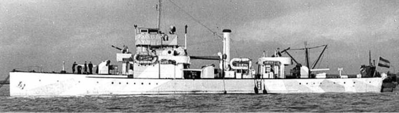 Канонерская лодка «Gruno»