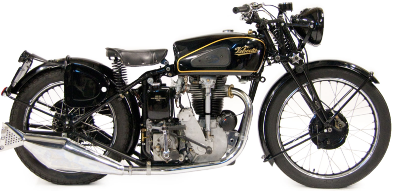 Мотоцикл Velocette КТТ