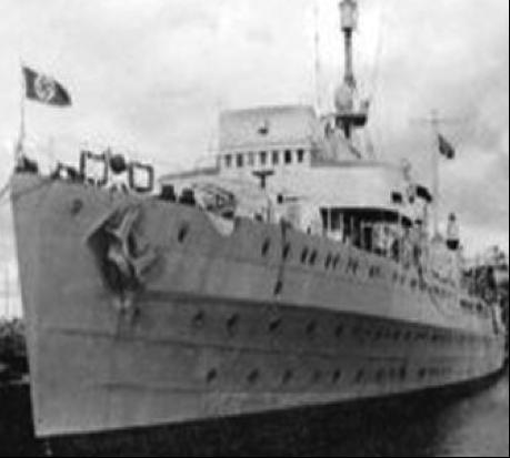 Плавбаза подводных лодок «Wilhelm Bauer»