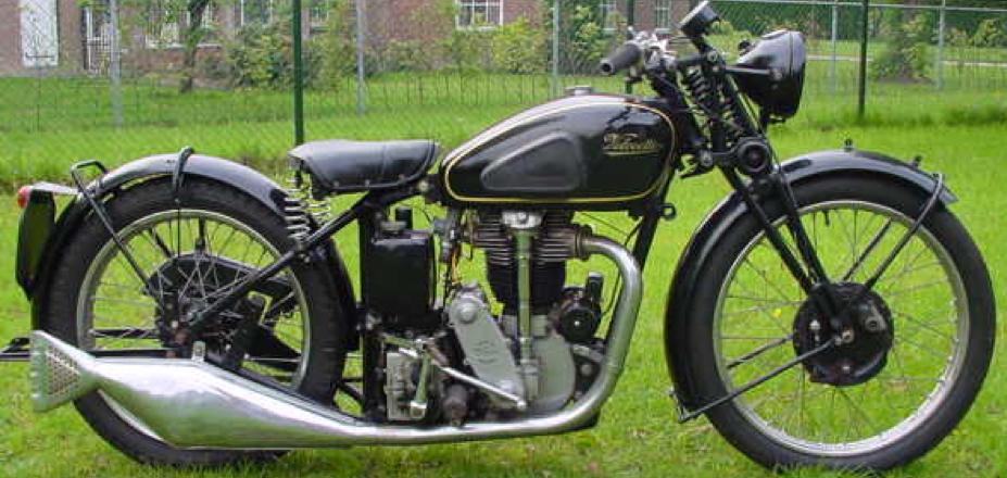 Мотоцикл Velocette KSS