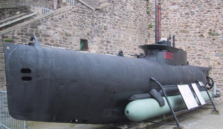 Подводная лодка типа «Seehund»