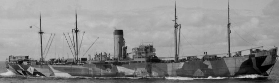 Плавбаза подводных лодок «Isar»