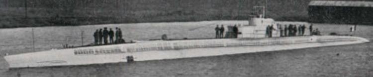 Подводная лодка «Glafkos»