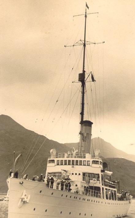 Корабль береговой охраны WPG-46 «Modoc»