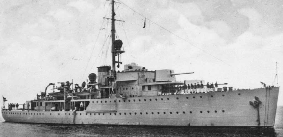 Канонерская лодка «Johan Maurits van Nassau»