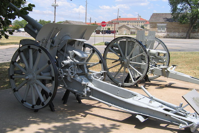 75-мм полевая пушка 7.5 cm FK-16 nA