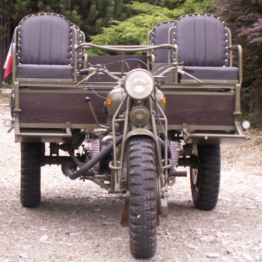 Трицикл FN M-12 SM T 3 Tricar