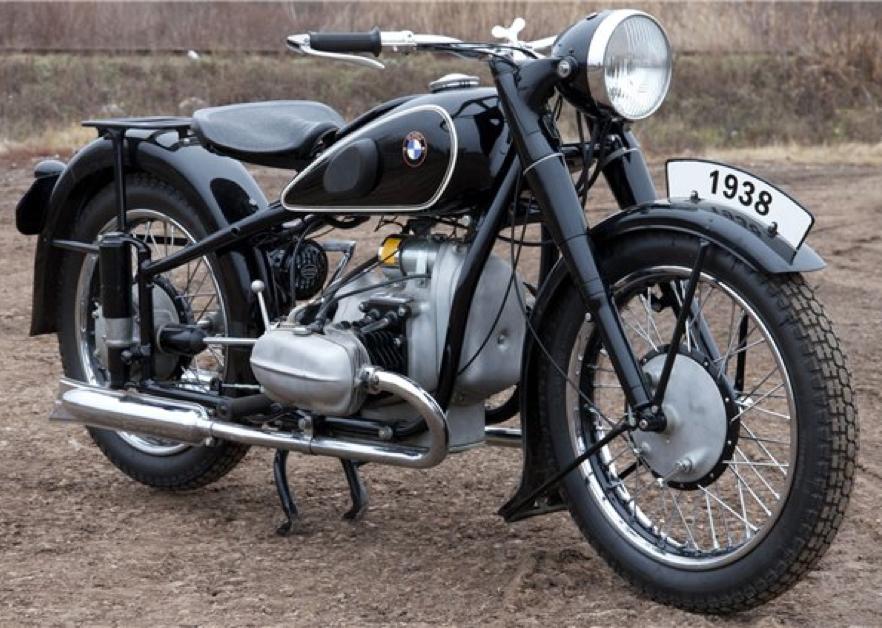 Мотоцикл BMW R-66