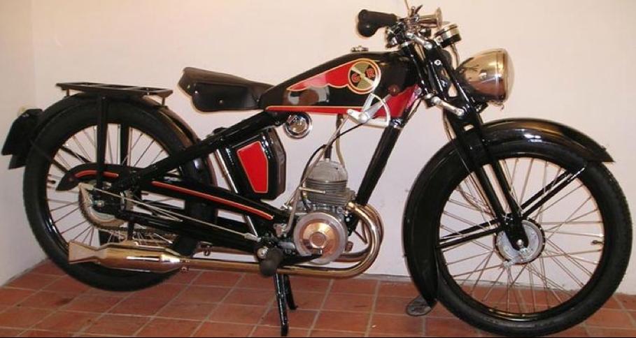Мотоцикл Gnome et Rhone R-1