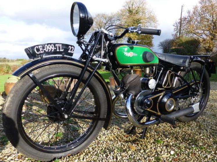 Мотоцикл Magnat-Debon 250