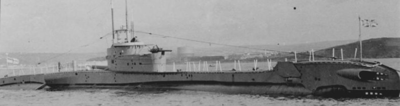 Подводная лодка «Tantalus»