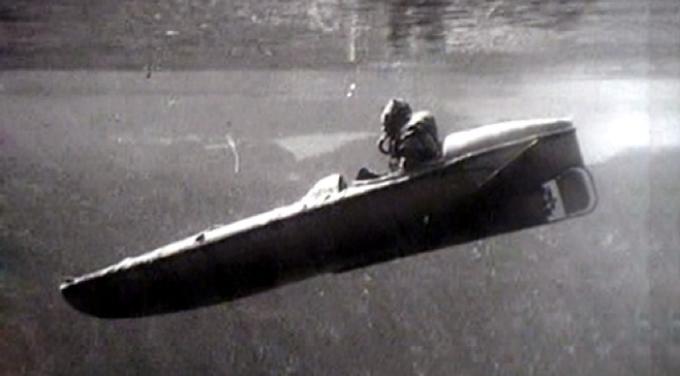 Подводная лодка типа «MSC» (Sleeping Beauty)