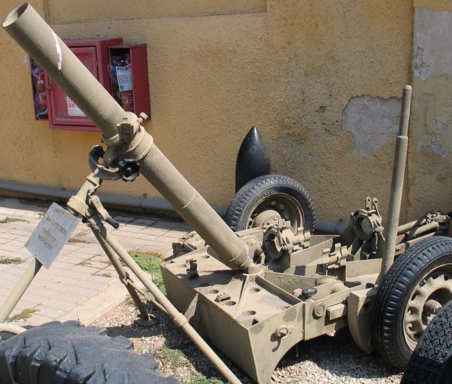 Миномет ML 4.2-inch mortar