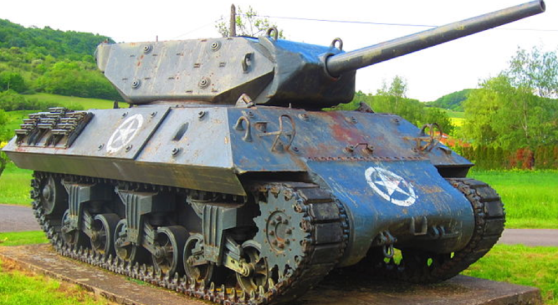 3-in. Gun Motor Carriage M-10 (Wolverine)