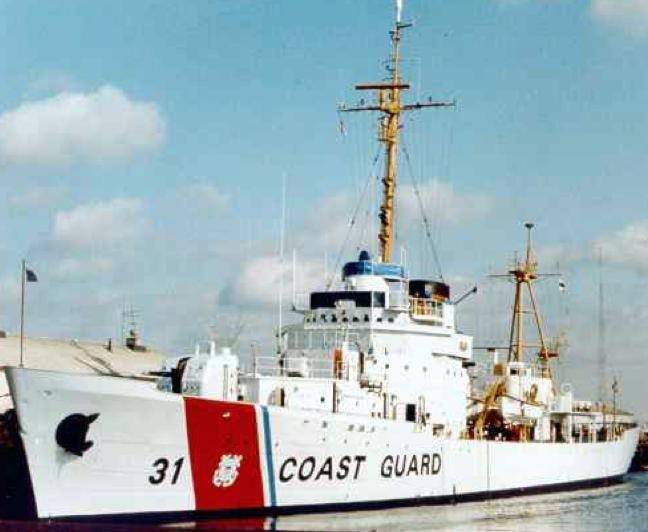 Корабль береговой охраны «Bibb»