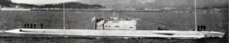 Подводная лодка «Katsonis»