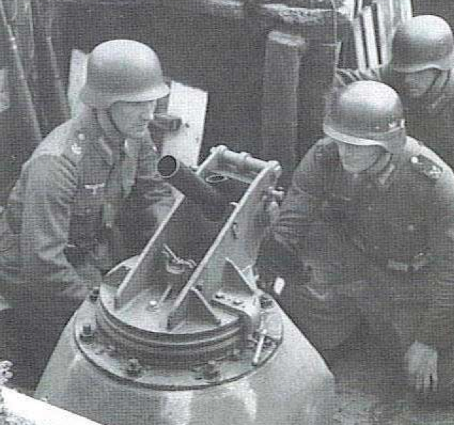 Миномет 50 mm mle 1935