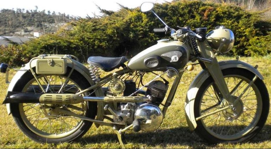 Мотоцикл Ardie RBZ-200