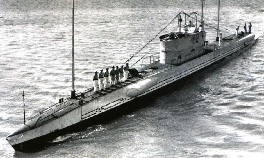 Подводная лодка «Papanikolis»