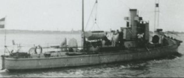 Канонерская лодка «Christian Cornelis»