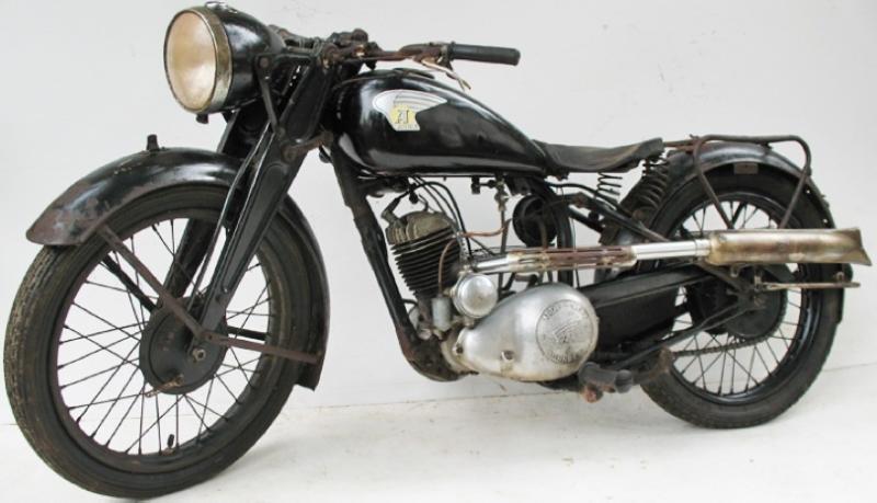 Мотоцикл Ardie RBK-250
