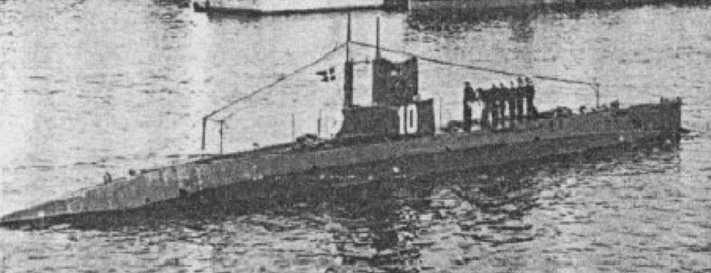 Подводная лодка «Triton»
