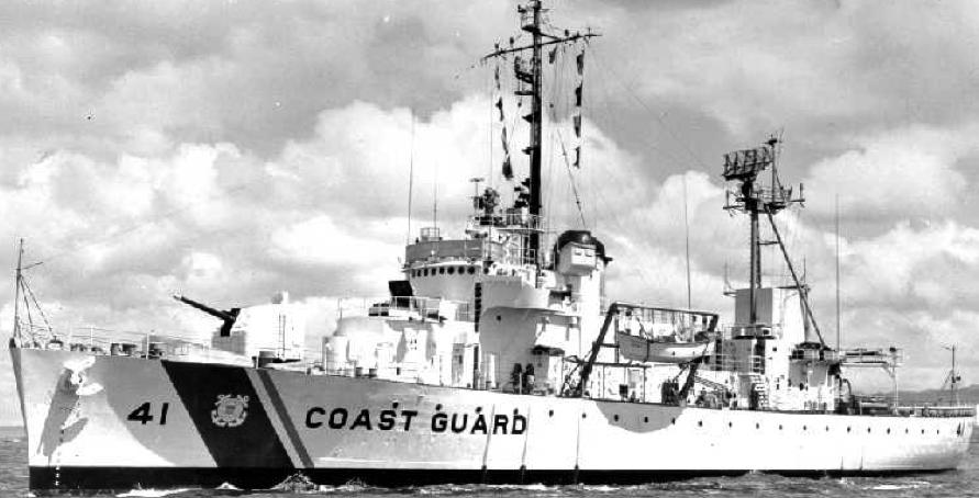 Корабль береговой охраны WPG-41 «Chautaqua»