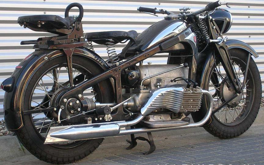Мотоцикл Zündapp K-800