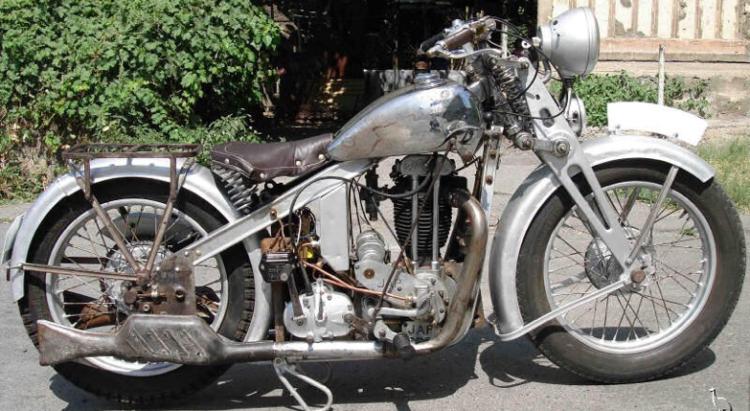 Мотоцикл Ardie 500