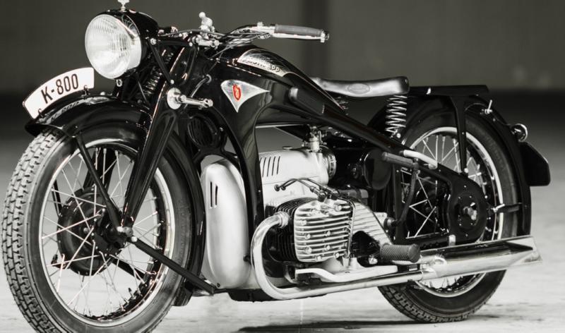 Мотоцикл Zündapp K-800W