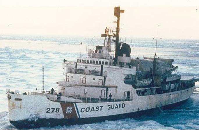 Ледокол береговой охраны «Staten Island» (Northwind) (WAG-278)
