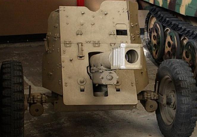 Пехотная пушка 7,5-сm IG-37