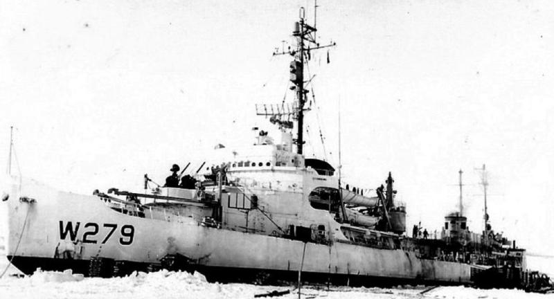 Ледокол береговой охраны «Eastwind» (WAG-279)