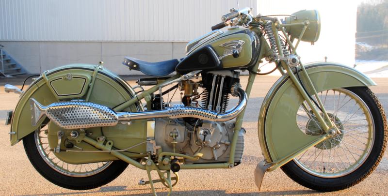 Мотоцикл Ardie RBK-503