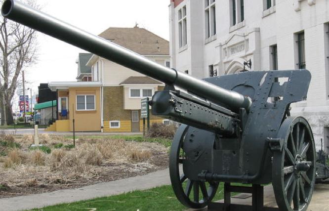 Полевая пушка 10-cm K 17