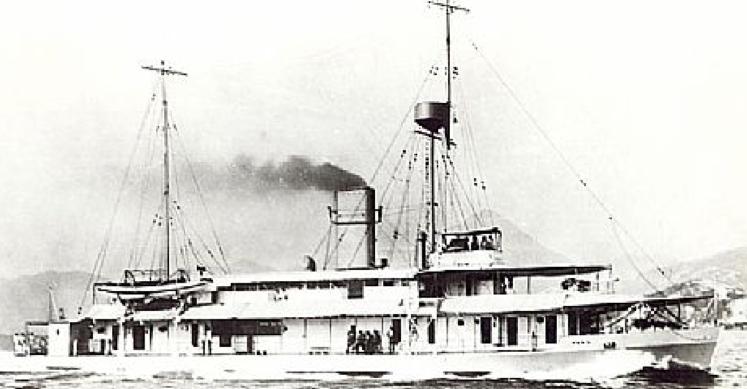 Канонерская лодка «Tern»
