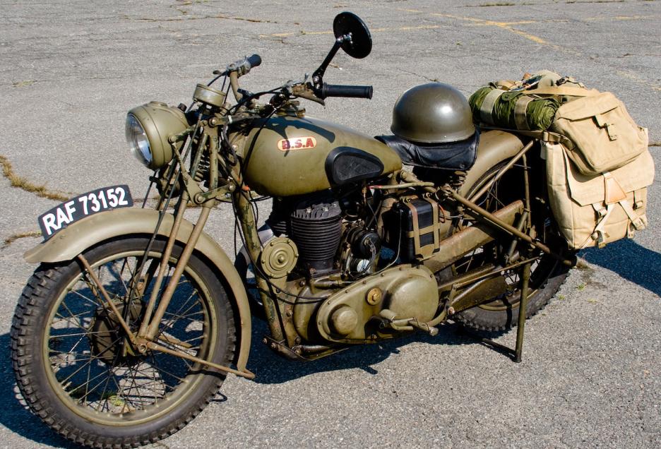 Мотоцикл BSA M-20