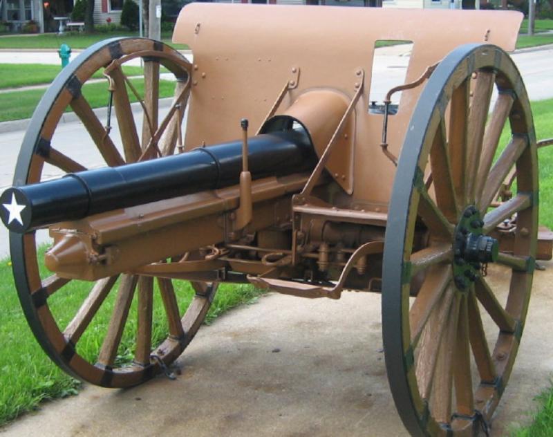 75-мм полевая пушка Тype 38